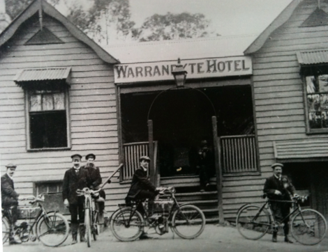 Warrandyte Cyclists